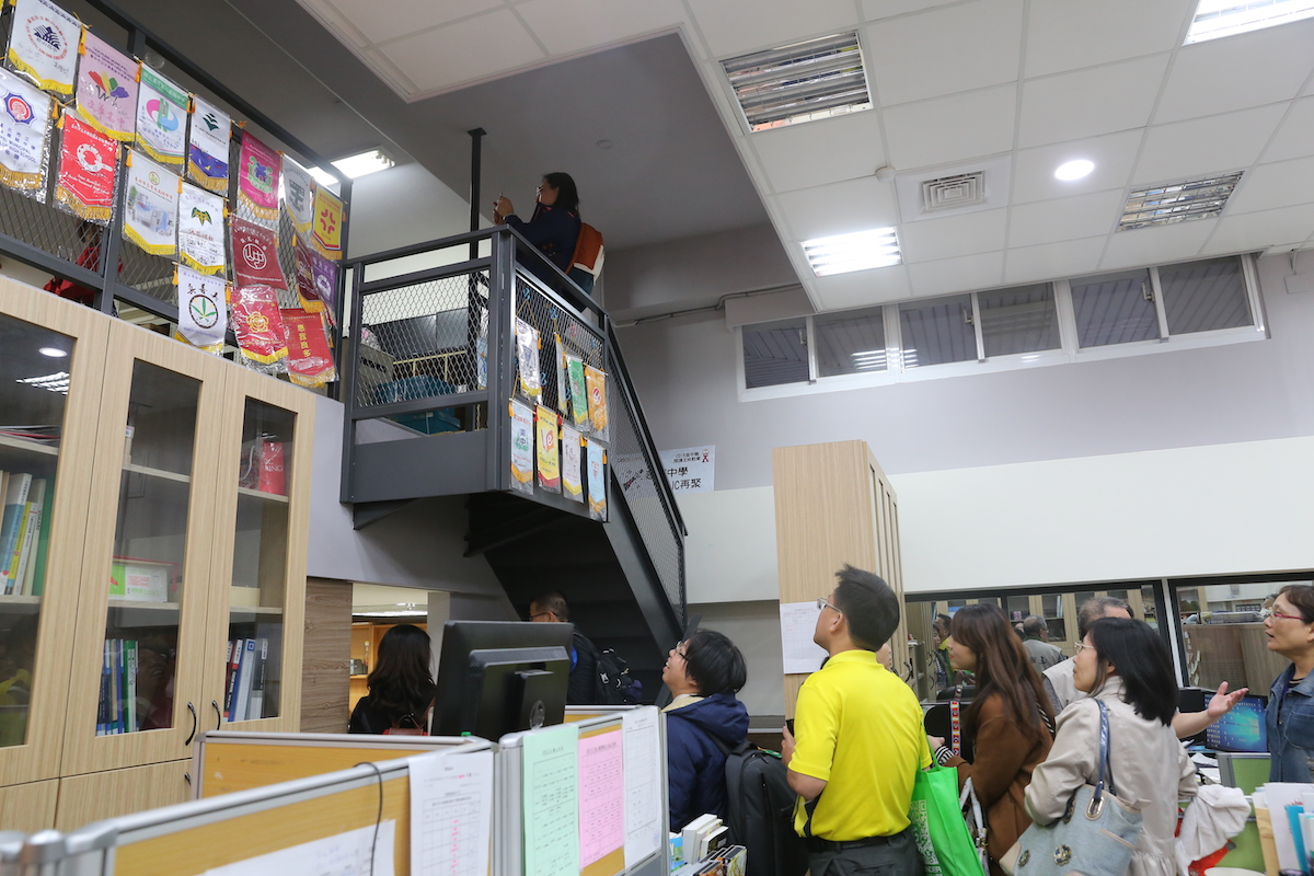 全國圖書館工作坊 library workshop, nov 20th